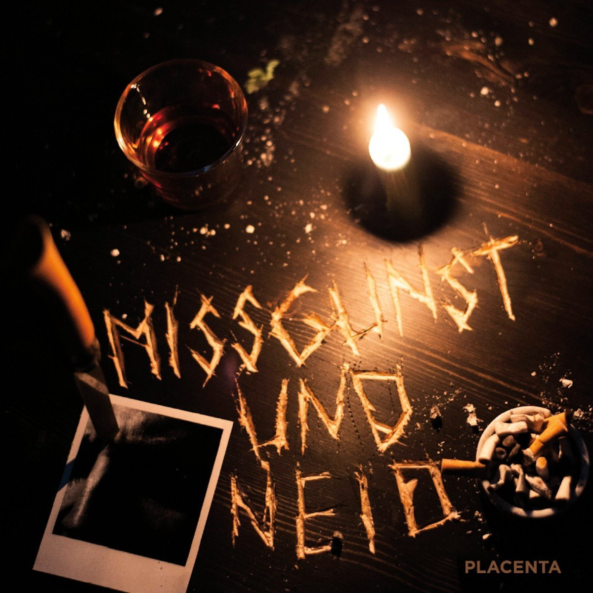 08. Placenta MISSGUNST UND NEID 2,71
