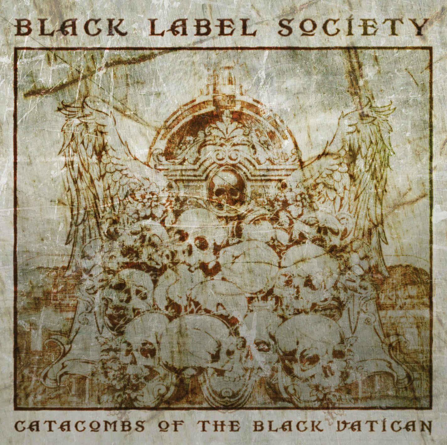 09. Black Label Society CATACOMBS OF THE BLACK VATICAN