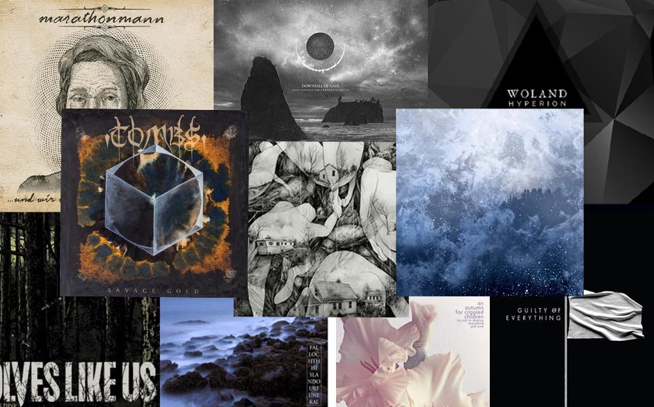Die 10 besten Post Rock-Post Metal-Post Hardcore-Alben 2014