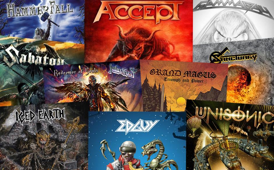 Die besten Power Metal-Alben 2014