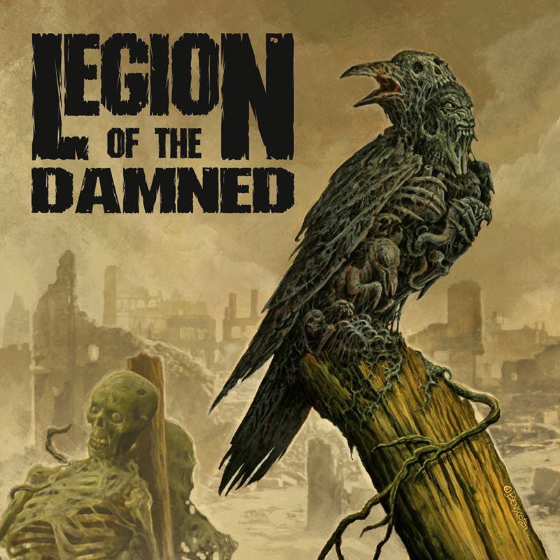 05. Legion Of The Damned RAVENOUS PLAGUE