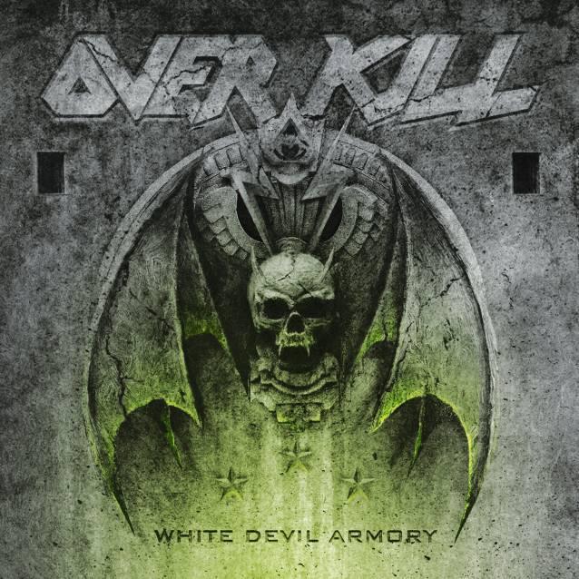 03. Overkill WHITE DEVIL ARMORY