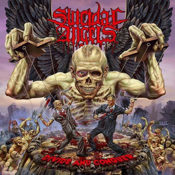 07. Suicidal Angels DIVIDE AND CONQUER