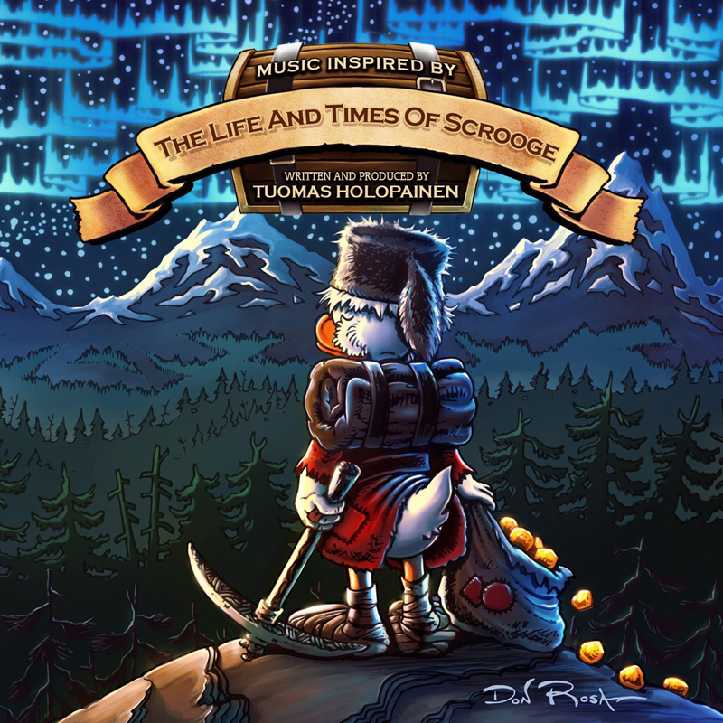 04. Tuomas Holopainen THE LIFE AND TIMES OF SCROOGE