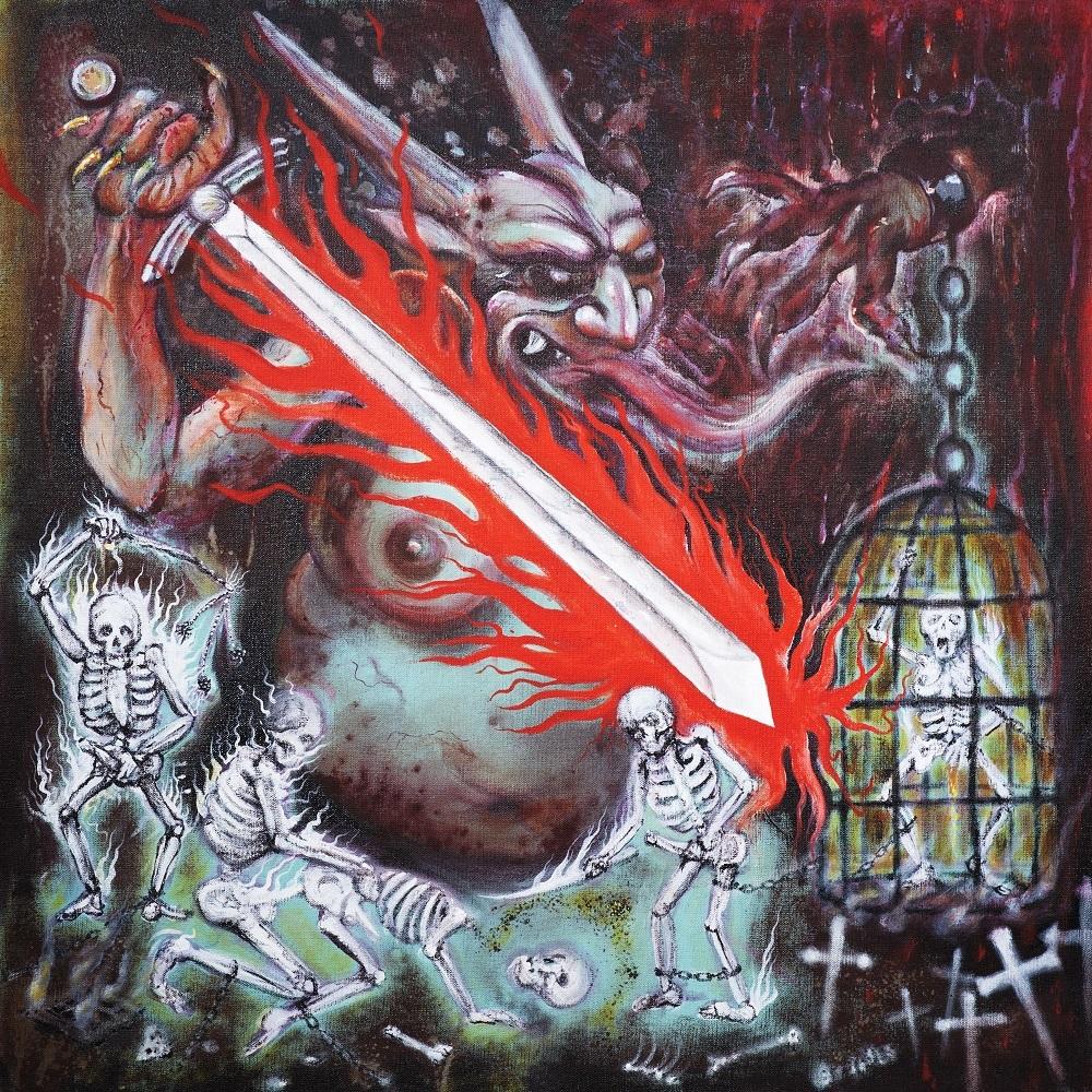 08. Impaled Nazarene VIGOROUS AND LIBERATING DEATH