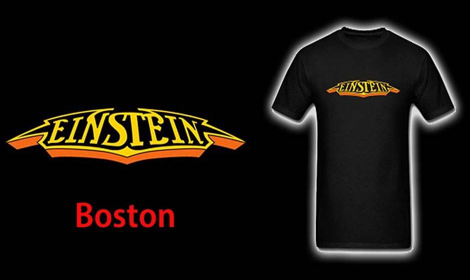 Albert Einstein = Boston