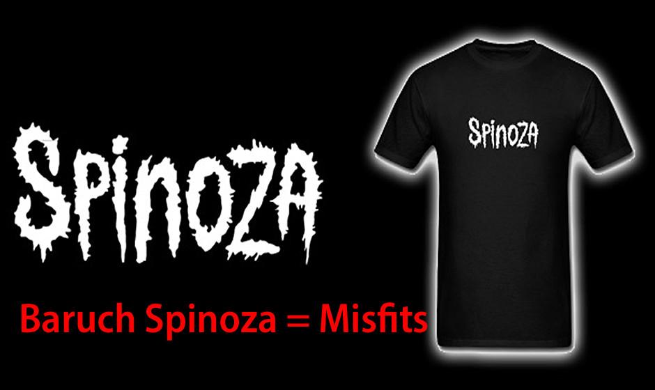 Baruch Spinoza = Slipknot