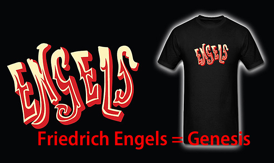 Friedrich Engels = Genesis