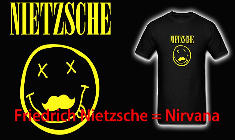Friedrich Nietzsche = Nirvan