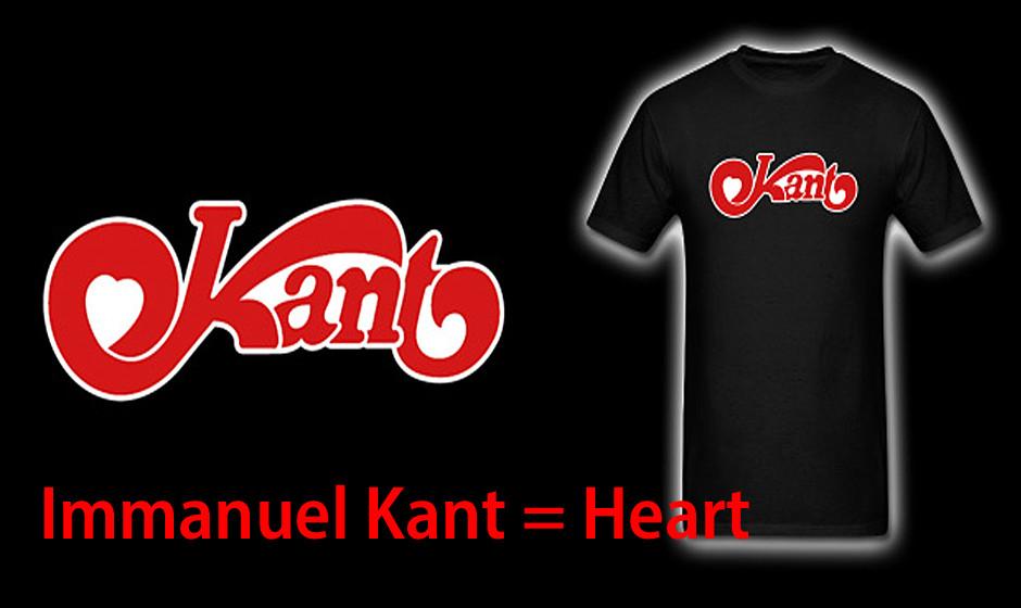 Immanuel Kant = Heart