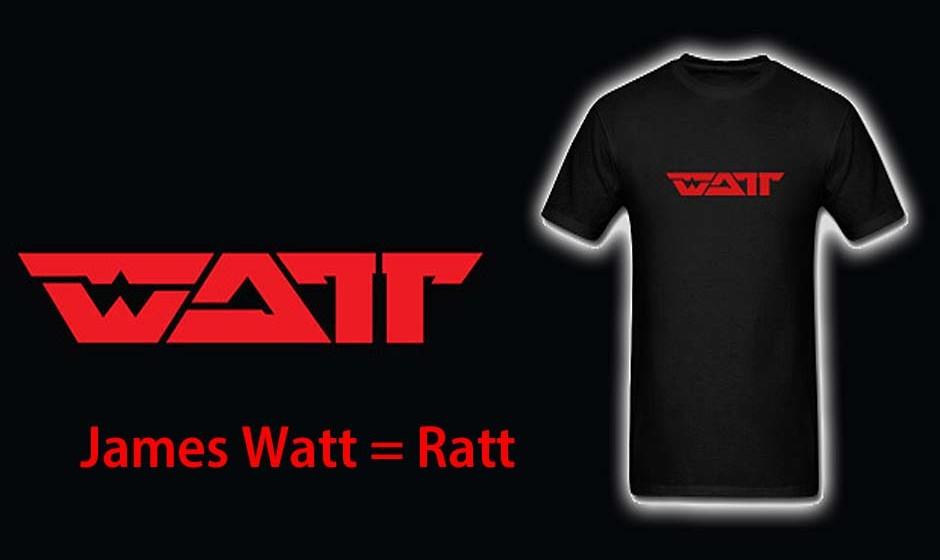 James Watt = Ratt