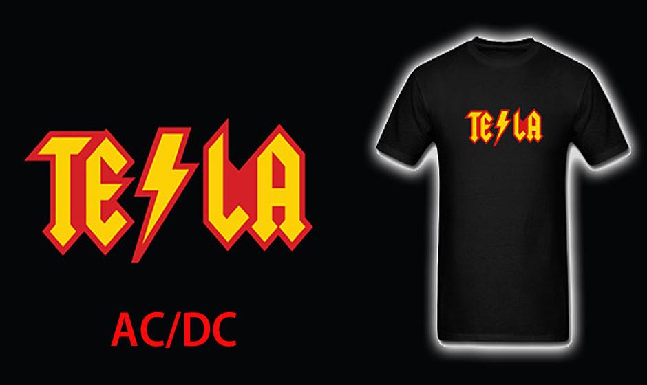 Nikolai Tesla = AC-DC