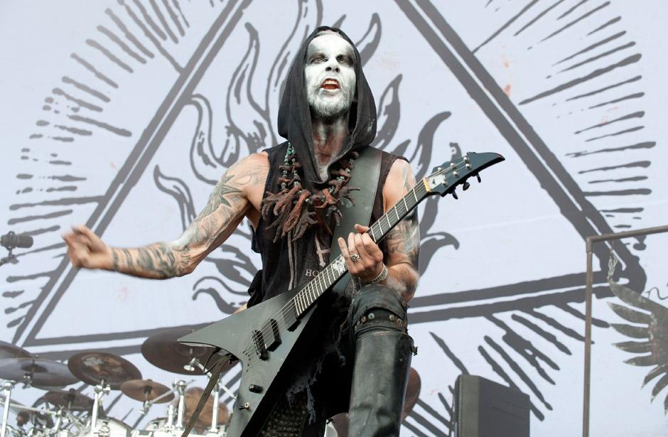 Die Metal-Video-Clips der Woche vom 18.01. mit Behemoth, Crystal Lake...