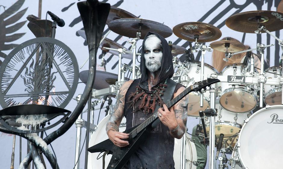 Behemoth live, Wacken Open Air 2014