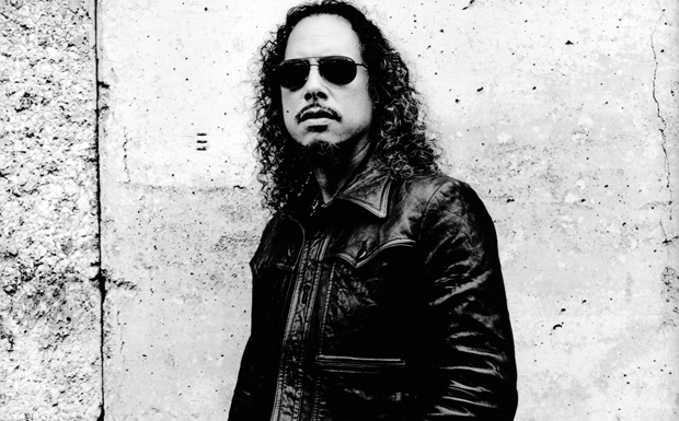 Metallica Kirk Hammett, Promo Bild 2008