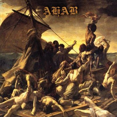 Ahab, THE DIVINITY OF OCEANS, Cover