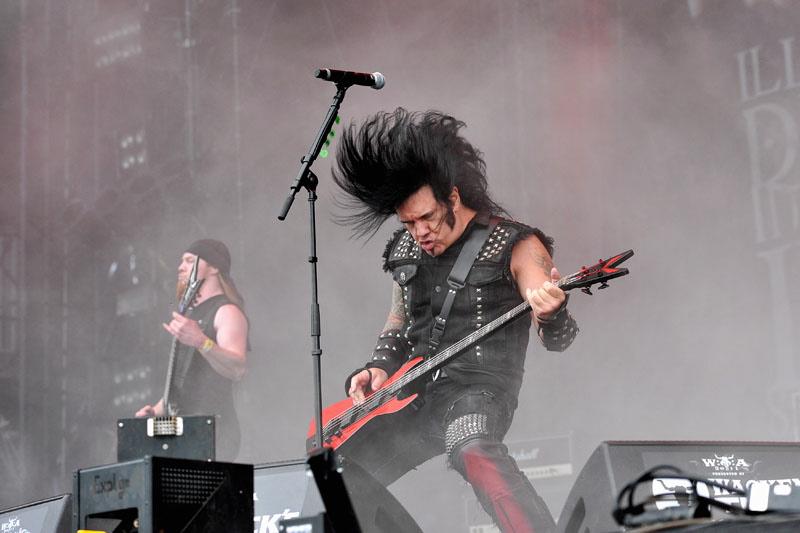 Morbid Angel, live, Wacken 2011