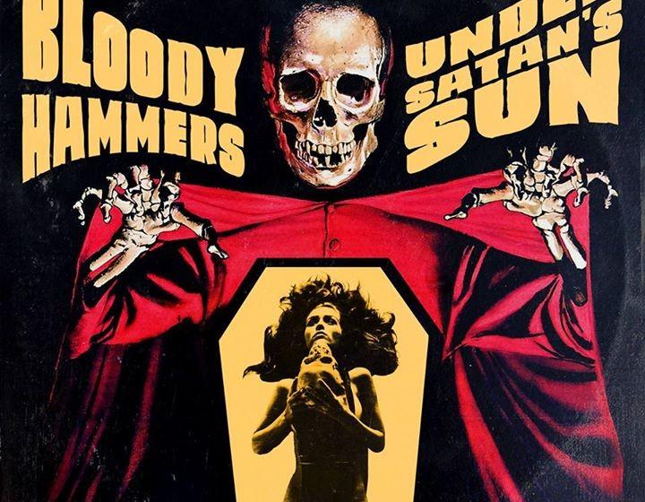 Bloody Hammers UNDER SATAN'S SUN