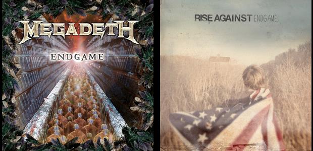 ENDGAME - von Megadeth und Rise Against