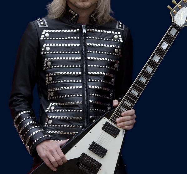 Judas Priest, Richie Faulkner, Promo Bild