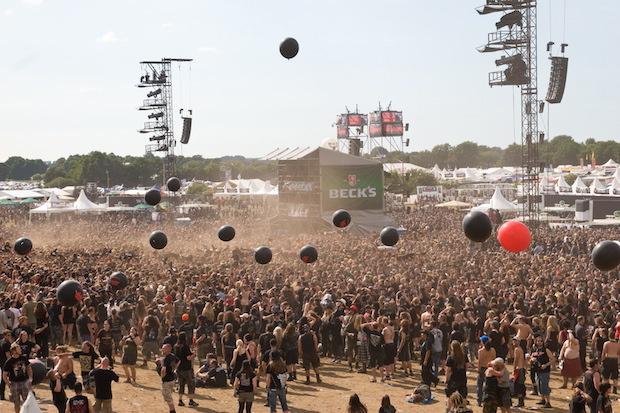Festival-Mosh, Wacken Open Air 2010
