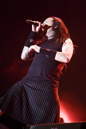 Korn, live Rock am Ring 2009