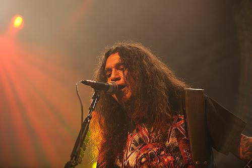 Slayer live, 07.06.2010 Hamburg, Docks