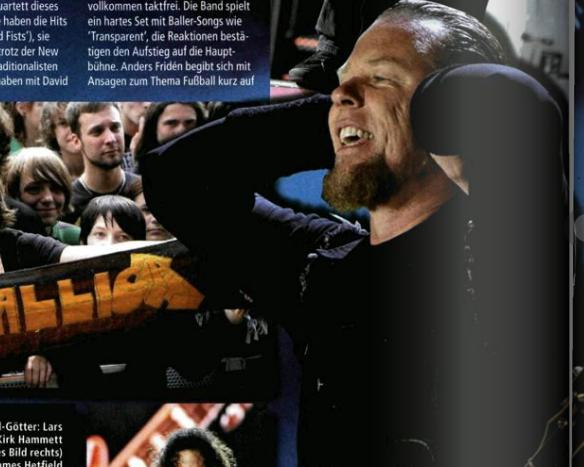 Klickt euch hier durch die Rock am Ring-Highlights aus dem METAL HAMMER-Archiv >>>