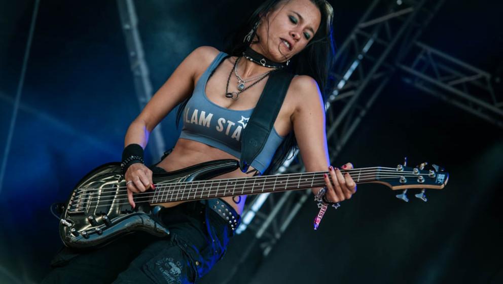 Equilibrium live, Rock Harz Festival 2014
