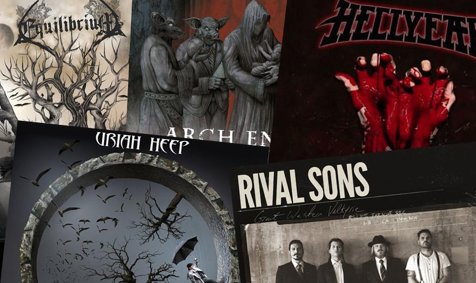 Das sind die neuen Metal-Alben vom 06.06.2014 >>>