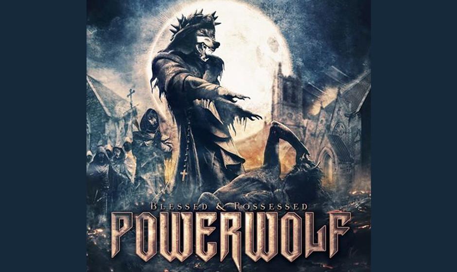 Blessed & Possessed: Zuerst geschriebener Track, der die Live-Energie der letzten Tour konserviert. Klassischer Powerwolf-Ope