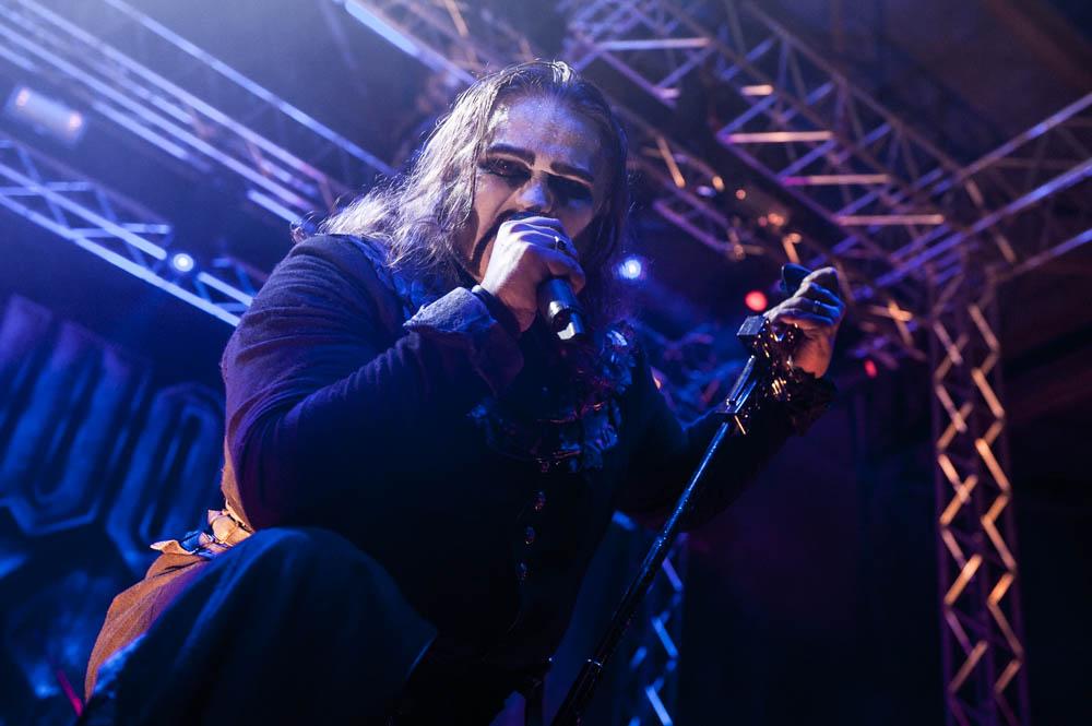 Powerwolf live, 14.11.2014, Oberhausen: Turbinenhalle