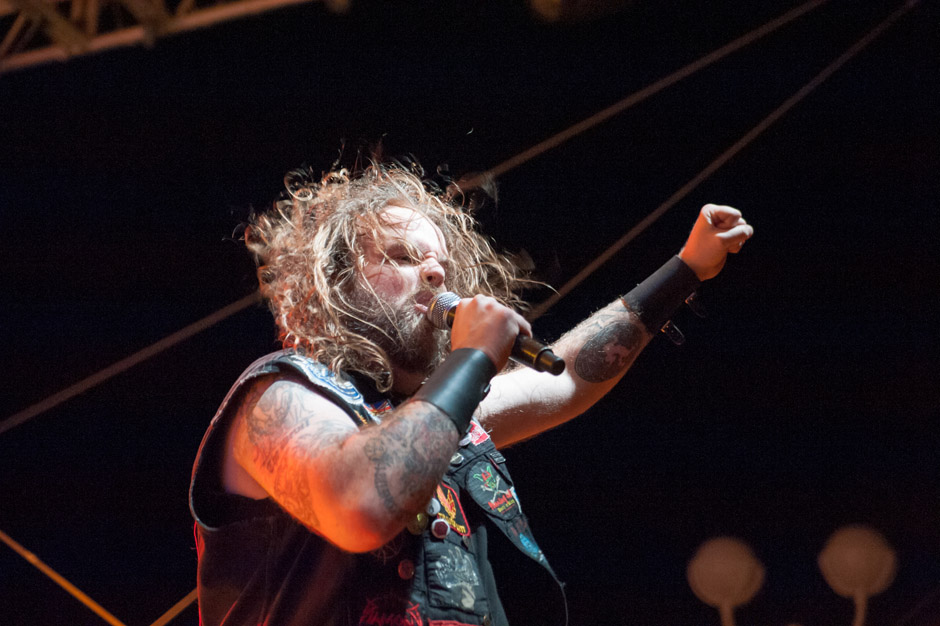 3 Inches Of Blood, 70000 Tons Of Metal 2013