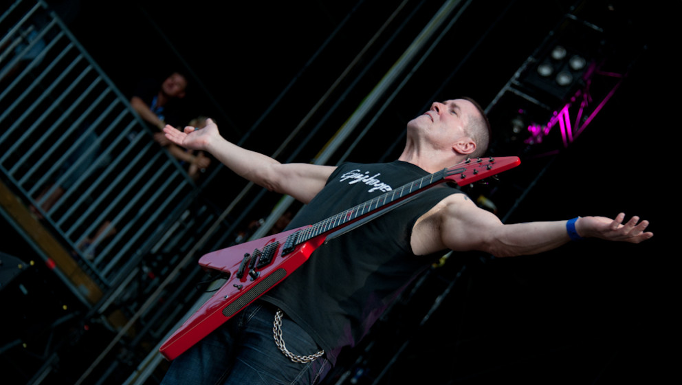 Annihilator live, Wacken Open Air 2013