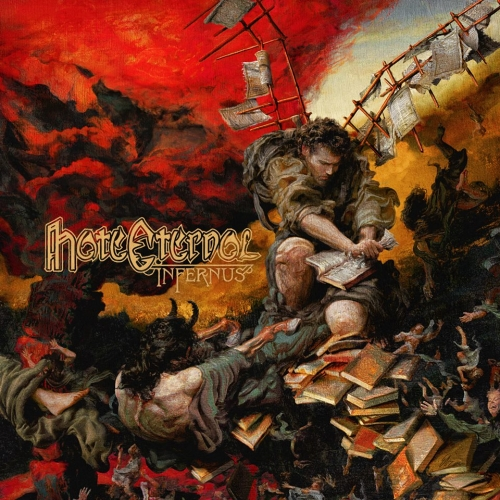 Hate Eternal INFERNUS