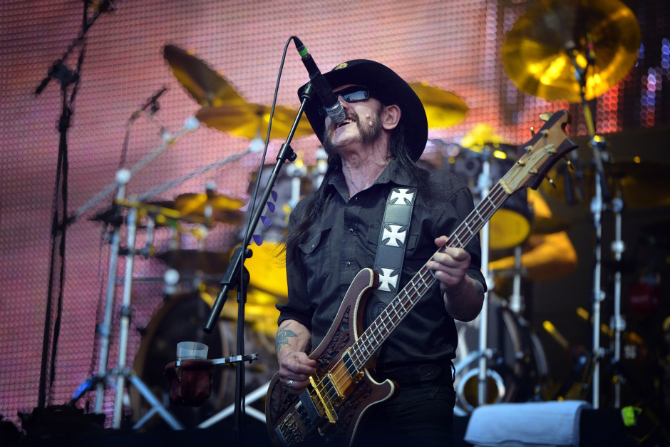 Motörhead live, Wacken Open Air 2014