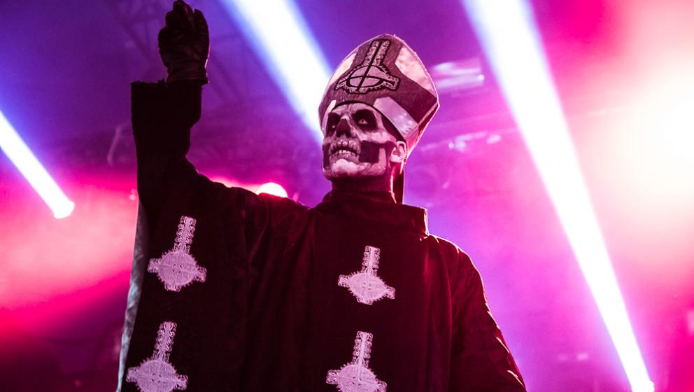 Ghost live, FortaRock Festival 2014