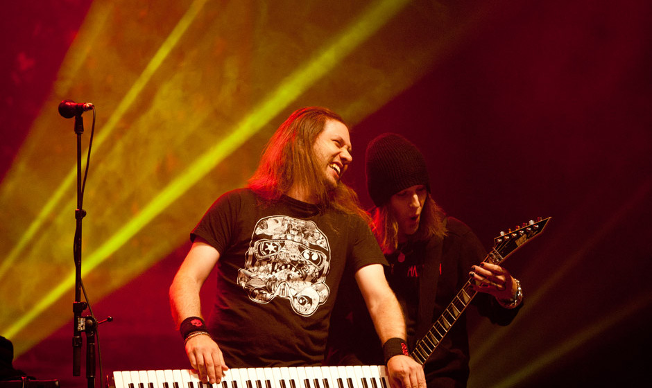 Children Of Bodom live, Summer Breeze 2014