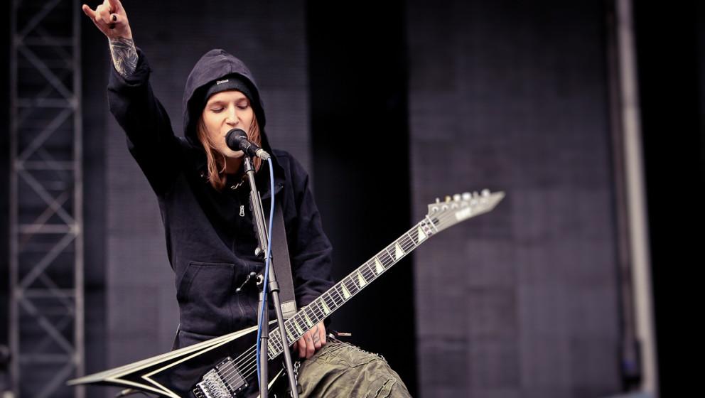 Children Of Bodom live, 09.07.2014, Wien