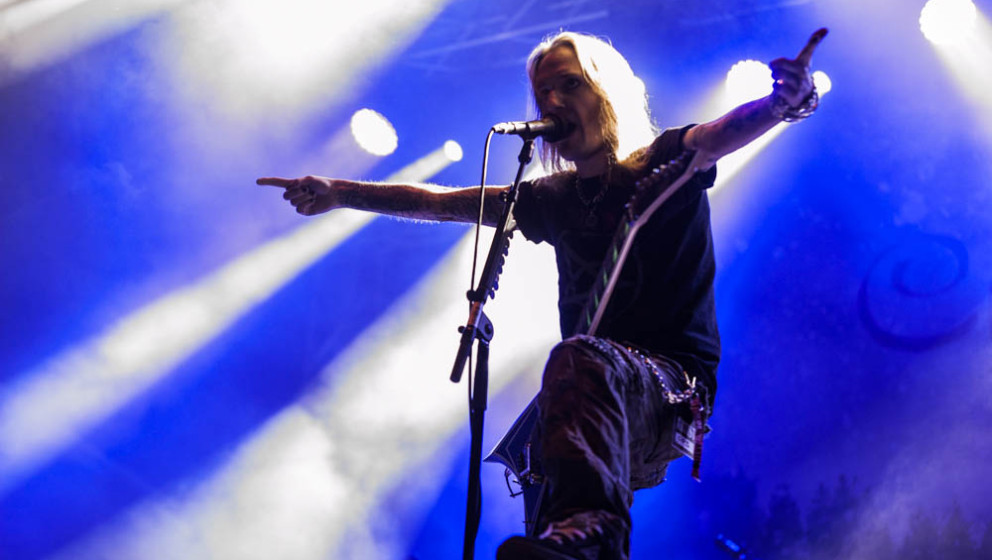 Children Of Bodom live, Rock Harz Festival 2014
