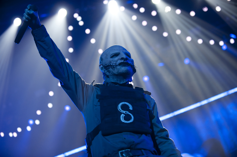 Slipknot live, 08.02.2015, Hamburg