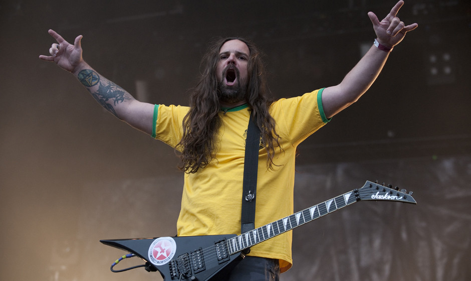Sepultura live, Out & Loud Festival 2014 in Geiselwind