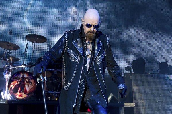 Judas Priest im Konzert in der Arena Berlin. Berlin, 09.06.2015
