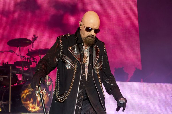 Judas Priest im Konzert in der Arena Berlin. Berlin, 09.06.2015