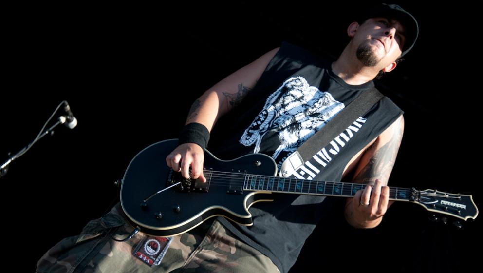 Agnotisc Front live, Wacken Open Air 2013