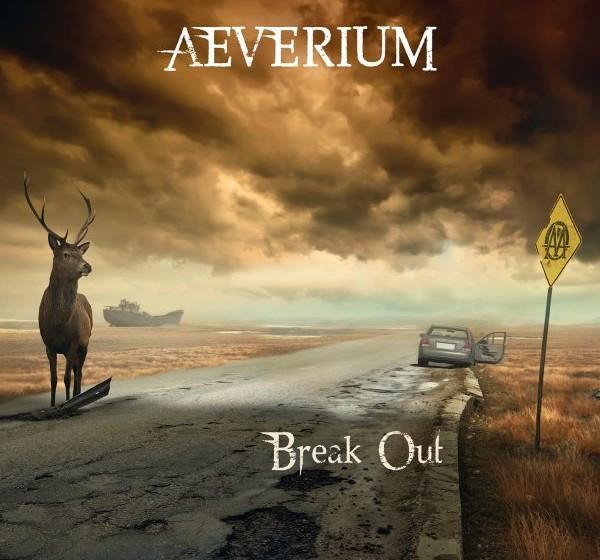 Aeverium - BREAK OUT  Die Modern-Metaller von Aeverium versuchen sich auf BREAK OUT an der hohen Kunst des dualgeschlechtlich