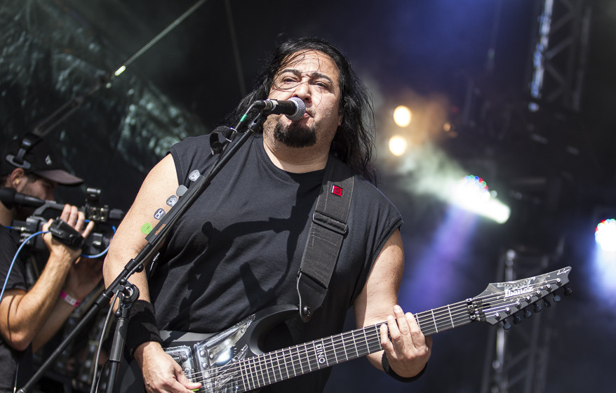 Fear Factory live, Elbriot Festival 2013