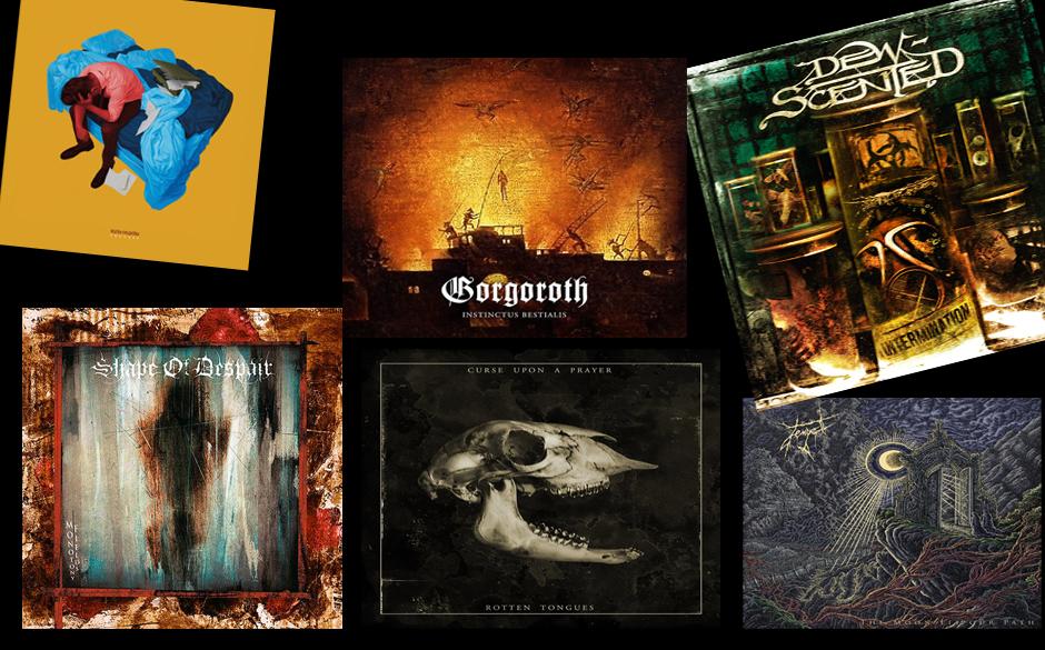 Alben der Woche 12. Juni 2015