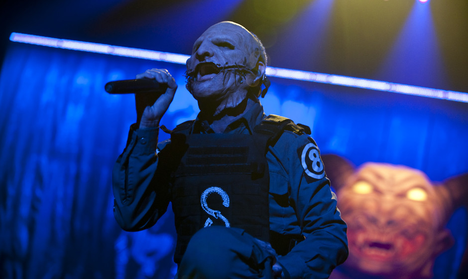 Slipknot live, 08.02.2015, Hamburg