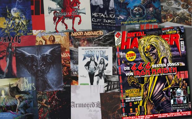 Kommende Metal-Alben-Veröffentlichungen